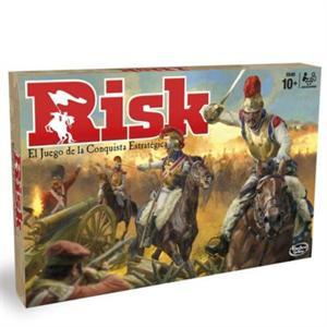 Juego Risk Hasbro 7404B
