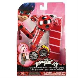 Ladybug Cinta Lucky Charm con sonido Bandai 39796