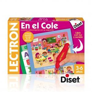Lectrón En el Cole Diset 64880