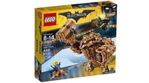 Lego Batman Ataque cenagoso de Clayface 70904