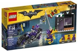 Lego Batman Moto felina de Catwoman 70902