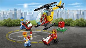 Lego City Aeropuerto set introducción 60100