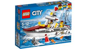 Lego City Barco de Pesca 60147