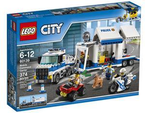 Lego City Centro de control móvil 60139