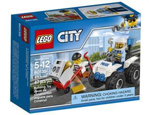 Lego City Quad de arresto 60135
