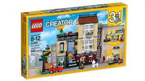 Lego Creator Apartamento Urbano 31065