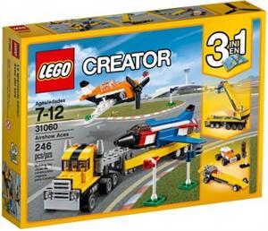 Lego Creator Ases del aire 31060
