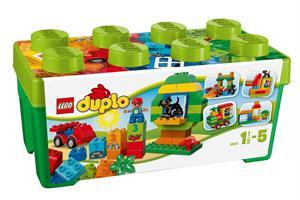 Lego Duplo Caja de diversión 10572