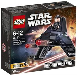 Lego Star Wars Krennic's Imperial Shuttle Microfigter 75163