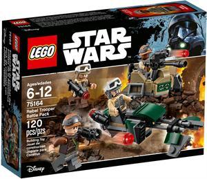Lego Star Wars Rebel Trooper Battle pack 75164