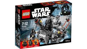 Lego Star Wars Transformación de Darth Vader 75183