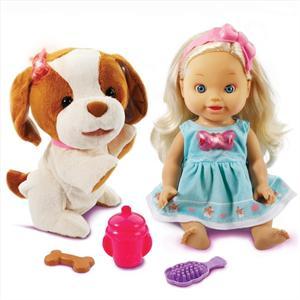 Little Love Muñeca Amelia y su perrito Vtech 197522