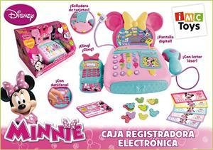Minnie Caja Registradora electrónica IMC 181700