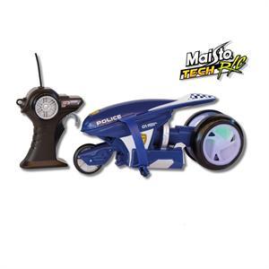 Moto Policia Turbo Radio Control Tavitoys 87066