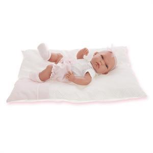 Muñeca Baby Toneta 33cm con cojin Antonio Juan 6018