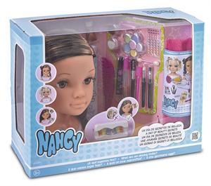 Nancy Un Diá de Secretos de Belleza Morena Famosa 713833