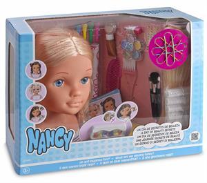 Nancy Un Diá de Secretos de Belleza Rubia Famosa 714860