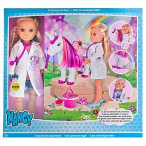 Nancy Un diá de veterinaria de Unicornios Famosa 713863