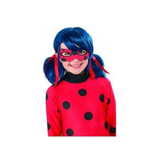 Peluca Ladybug Rubies 32929