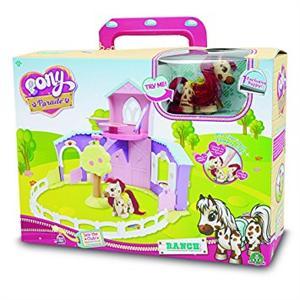 Pet Parade Pony Rancho Giochi Preziosi 3000PTN