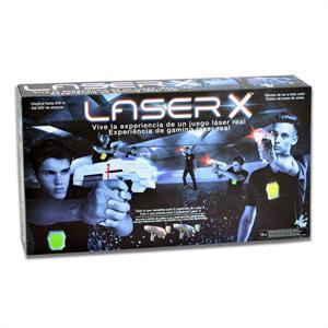 Laser X Pistola Doble Cife 98139