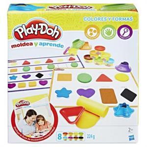 Play-Doh Colores y Formas Hasbro B3404