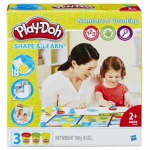 Play-Doh Números y Contar Hasbro B3406