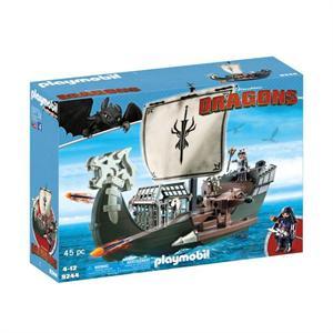 Playmobil Barco del Dragon 9244