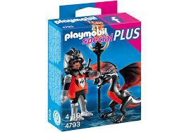 Playmobil Caballero con Dragón Special Plus 4793