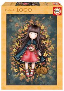 Puzzle Gorjuus Autumn Leaves 1000 piezas Educa 17114