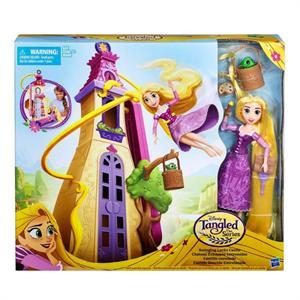 Rapunzel Torre de Aventura Hasbro 1753C