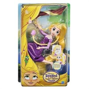 Rapunzel Trenza Flexible Hasbro 1747C