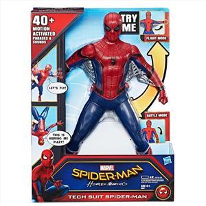 Spiderman Homecoming Figura Interactiva Hasbro 9691B