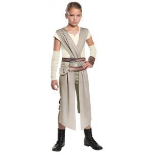 Star Wars Disfraz Rey Talla L 8-10 años Rubies 620083-L (SOLO DISPONIBLE EN TIENDA)
