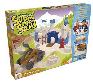 Super Sand Castillo Caballeros Goliath 83292
