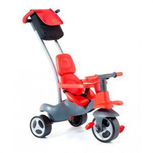 Triciclo Urban Trike Soft Control Rojo Molto 17200