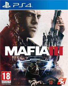 Video Juego PS4 Mafia 3