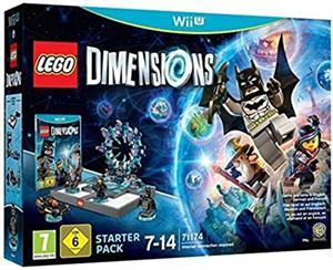 Video Juego WII U Lego Dimensiones Starter