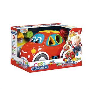 Vito el cochecito formas y colores Clementoni 55045