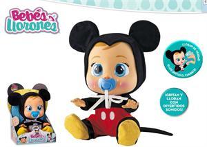 Bebés Llorones Mickey IMC 97858