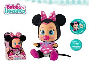Bebés Llorones Minnie IMC 97865