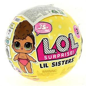Bola L.O.L Surprise Lil Sisters Giochi Preziosi 55069