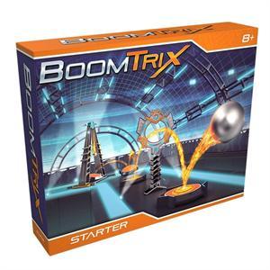 Boomtrix Juego Construcción con Lanzaderas y Trampolines Goliath 80602