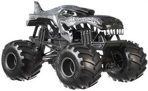Coche Grande Monster Truck Escala 1:24 Mattel 83FYJ