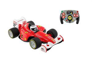Coche Radio Control Ferrari F1 con sonidos Chicco 9528