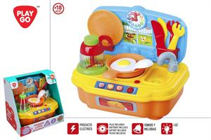 Cocina Electrica Infantil Color Baby 44884