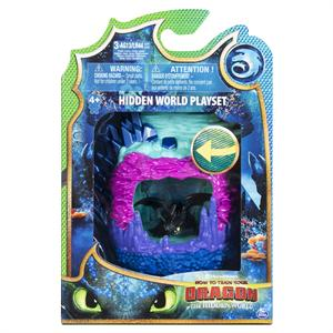 Como Entrenar A Tu Dragón Cueva De Dragón Bizak 61926624