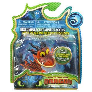 Como Entrenar A tu Dragón Figuras Mini Dragón Bizak 61926628