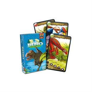 Dino Challenge Caja Azul 079