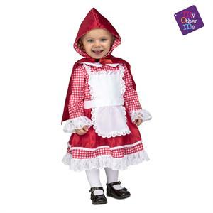 Disfraz Bebé Caperucita Talla 0-6 meses Mom 205170